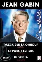 Razzia Sur La Chnouf (1955) afişi