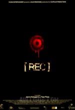 Rec: Ölüm Çığlığı (2007) afişi