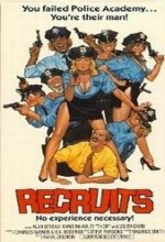 Recruits (1986) afişi