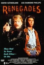 Renegades (1989) afişi