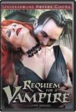 Requiem For A Vampire (2006) afişi