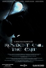 Resident Evil: Başlangıç 3d (2011) afişi