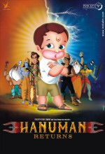 Return Of Hanuman (2007) afişi