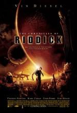 Riddick Günlükleri (2004) afişi