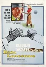 Ride Lonesome (1959) afişi