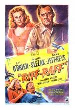 Riff-raff (1947) afişi