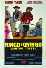 Ringo And Gringo Against All (1969) afişi