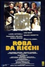 Roba Da Ricchi (1987) afişi