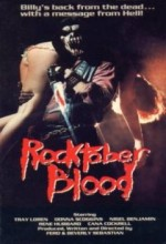 Rocktober Blood (1985) afişi