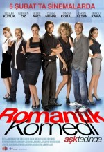 Romantik Komedi (2009) afişi