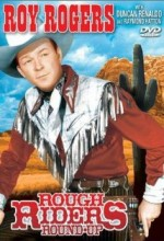 Rough Riders' Round-up (1939) afişi