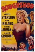 Roughshod (1949) afişi
