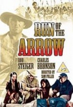 Run Of The Arrow (1957) afişi