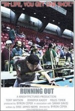 Running Out (2001) afişi