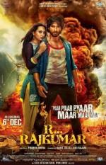 R... Rajkumar (2013) afişi