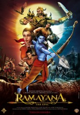 Ramayana The Epic  afişi
