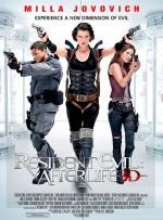 Resident Evil: Ölümden Sonra (2010) afişi