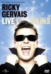 Ricky Gervais Live 3: Fame (2007) afişi