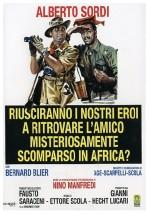 Riusciranno i nostri eroi a ritrovare l'amico misteriosamente scomparso in Africa? (1968) afişi