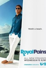 Royal Pains Sezon 2
