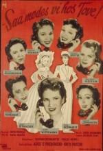 Så Mødes Vi Hos Tove (1946) afişi