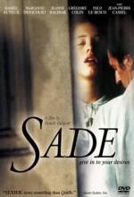Sade (2000) afişi