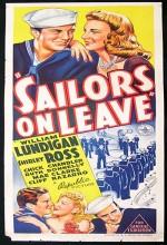 Sailors On Leave (1941) afişi
