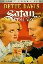 Satan Met A Lady (1936) afişi