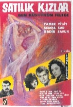 Satılık Kızlar (1964) afişi