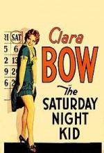 Saturday Night Kid (1929) afişi