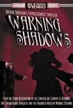 Schatten - Eine Nächtliche Halluzination (1923) afişi