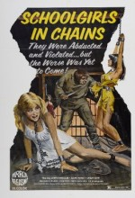 Schoolgirls In Chains (1973) afişi