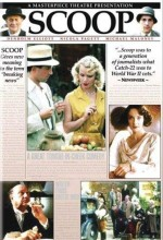 Scoop (ı) (1987) afişi