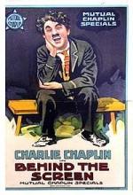 Screen Behind (1916) afişi