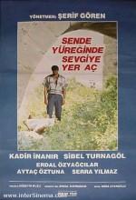 Sen De Yüreğinde Sevgiye Yer Aç (1987) afişi