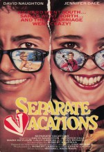 Separate Vacations (1986) afişi