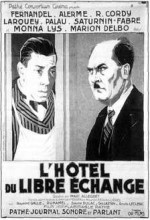 Serbest Ticari Otel (1934) afişi