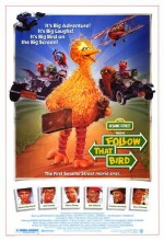 Sesame Street Presents: Follow That Bird (1985) afişi