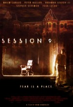 Session 9 (2001) afişi