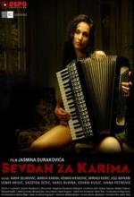 Sevdah Za Karima (2010) afişi