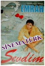 Sevdim (1989) afişi