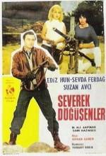 Severek Döğüşenler (1966) afişi