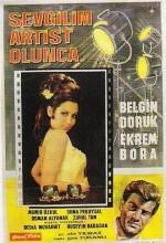 Sevgilim Bir Artistti (1966) afişi
