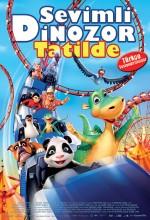 Sevimli Dinozor Tatilde (2008) afişi