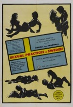 Sexual Practices In Sweden (1970) afişi