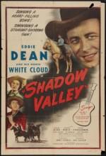 Shadow Valley (1947) afişi
