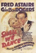 Shall We Dance(ı) (1937) afişi