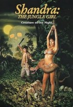 Shandra: The Jungle Girl (1999) afişi