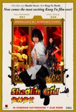 Shaolin Kızı (2008) afişi