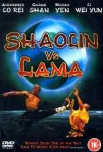 Shaolin Vs. Lama (1983) afişi